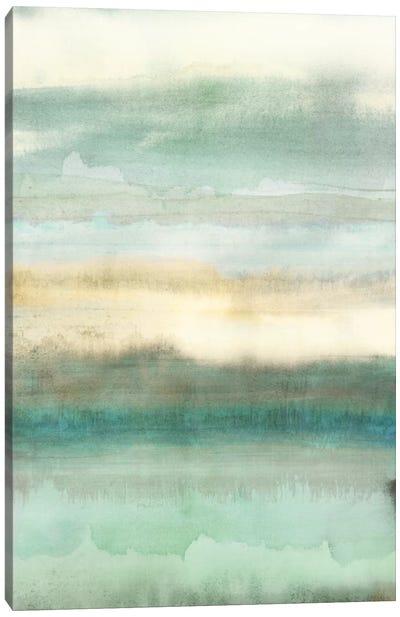 Hazy Impressions Canvas Art Print
