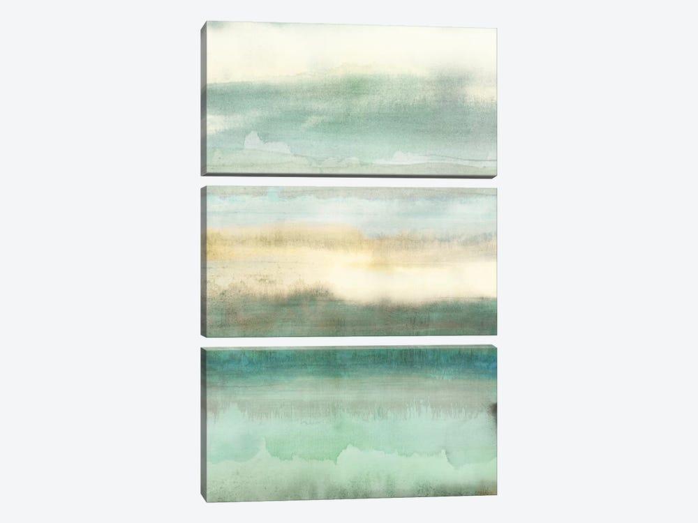 Hazy Impressions by Edward Selkirk 3-piece Canvas Art Print