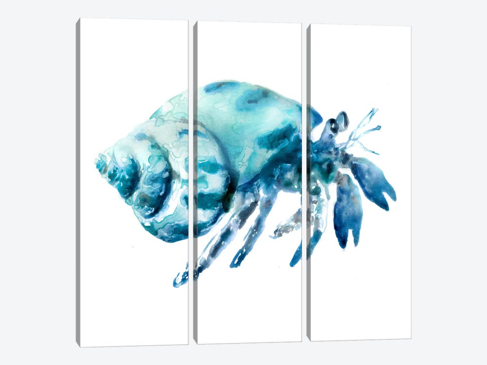 Hermit 3-piece Canvas Art