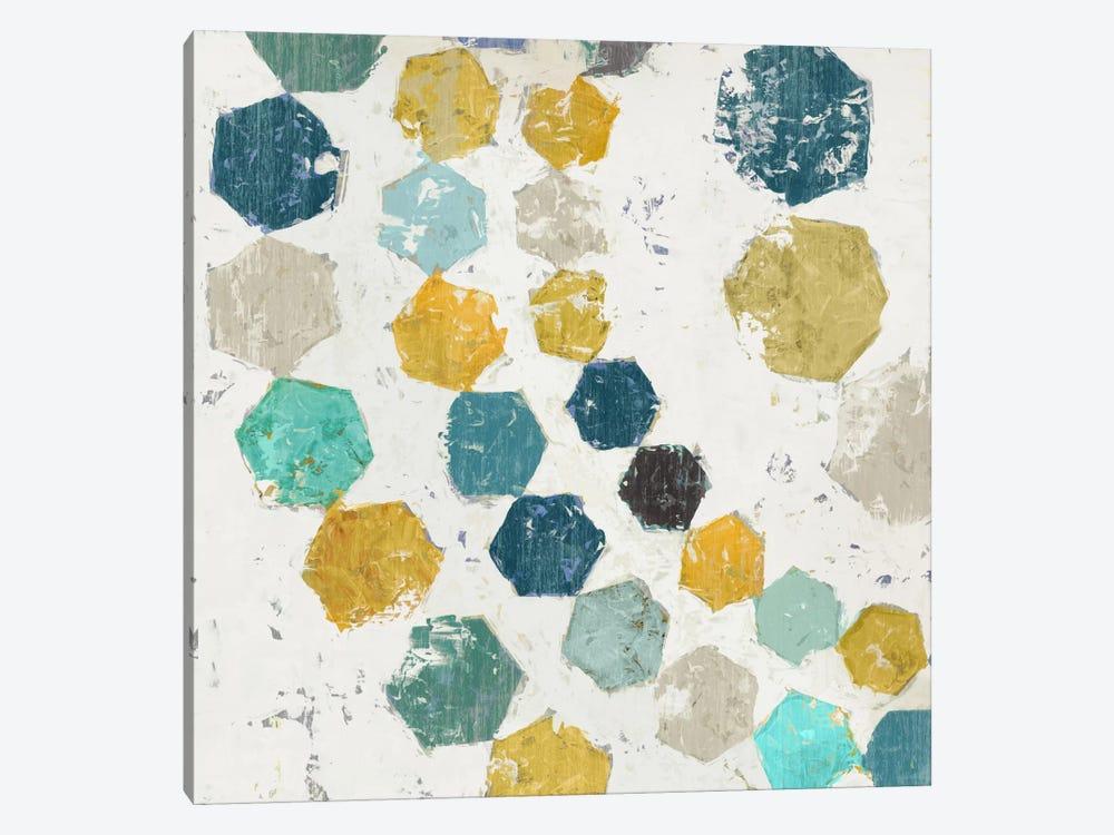 Hexagon I by Edward Selkirk 1-piece Art Print
