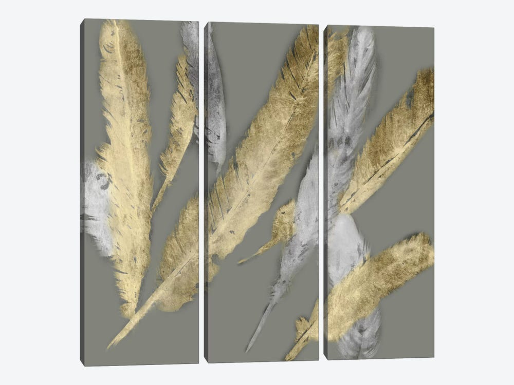 Icarus I by Edward Selkirk 3-piece Canvas Art Print