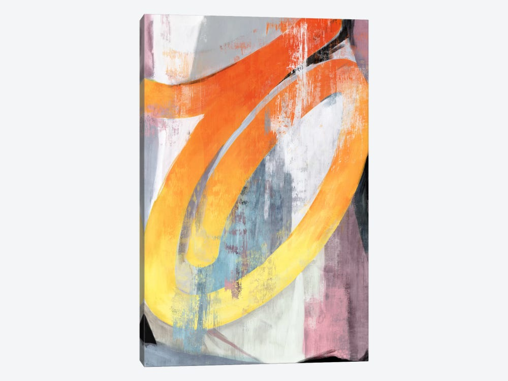 Infinite I by Edward Selkirk 1-piece Canvas Art Print
