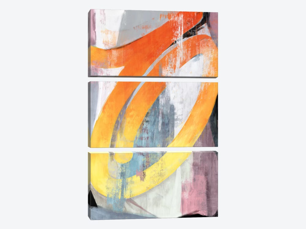 Infinite I by Edward Selkirk 3-piece Canvas Art Print