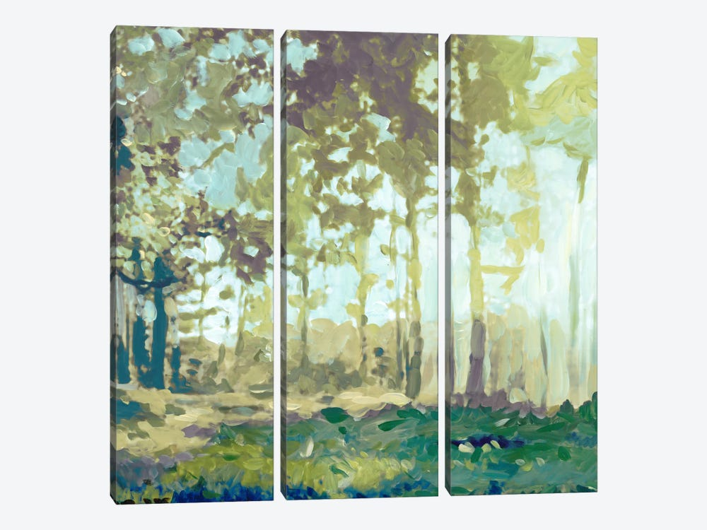 Bellewoods by Edward Selkirk 3-piece Canvas Print