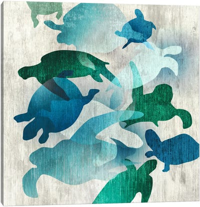 Leatherback I Canvas Art Print