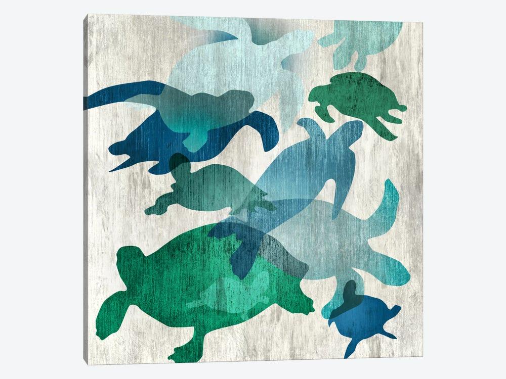 Leatherback II by Edward Selkirk 1-piece Canvas Artwork