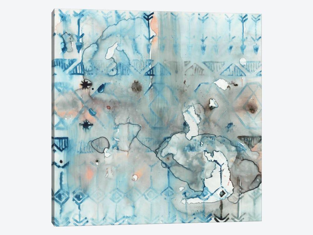 Mezzoteal I by Edward Selkirk 1-piece Canvas Wall Art