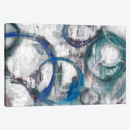 Misty Reflections Canvas Print #ESK168} by Edward Selkirk Canvas Art