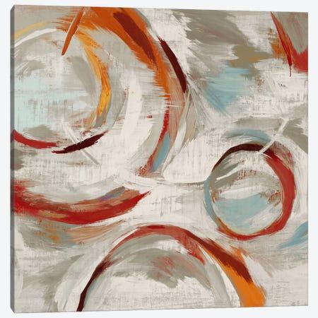 Momentum I Canvas Print #ESK169} by Edward Selkirk Canvas Wall Art