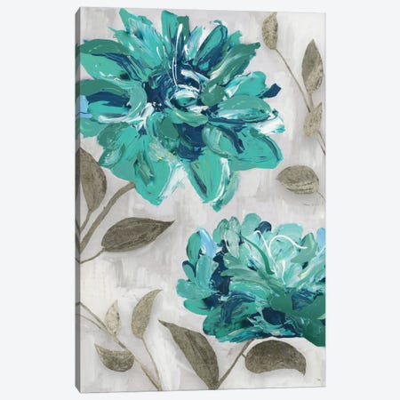 Blooms I Canvas Print #ESK17} by Edward Selkirk Canvas Print