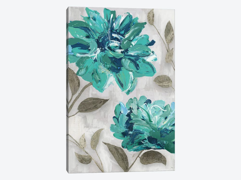 Blooms I by Edward Selkirk 1-piece Canvas Print