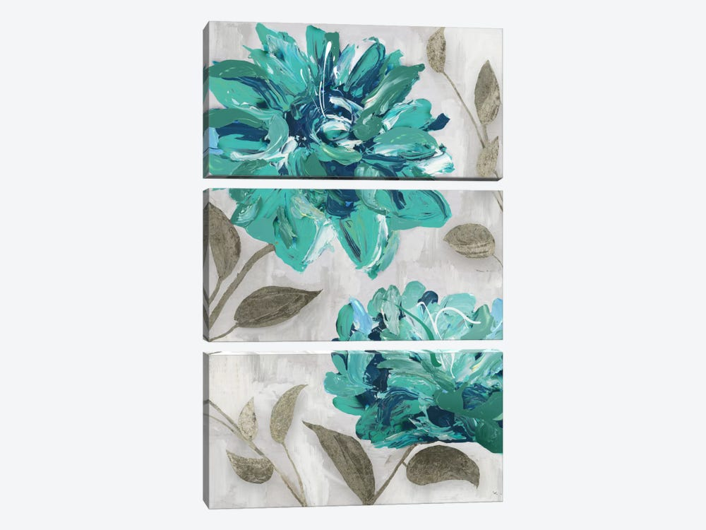 Blooms I by Edward Selkirk 3-piece Art Print