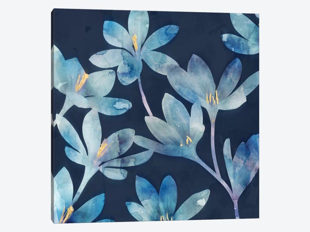 Mystique Blue II by Edward Selkirk 1-piece Canvas Wall Art