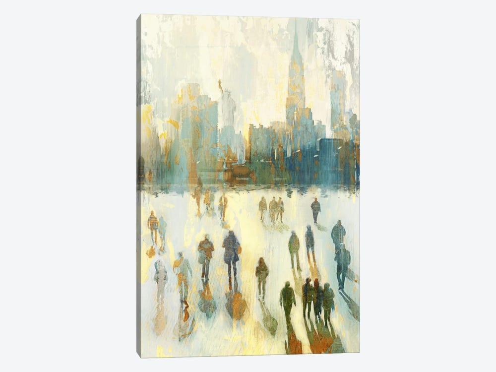NY Shadows I by Edward Selkirk 1-piece Art Print