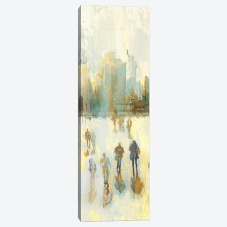 NY Shadows II Canvas Print #ESK192} by Edward Selkirk Art Print