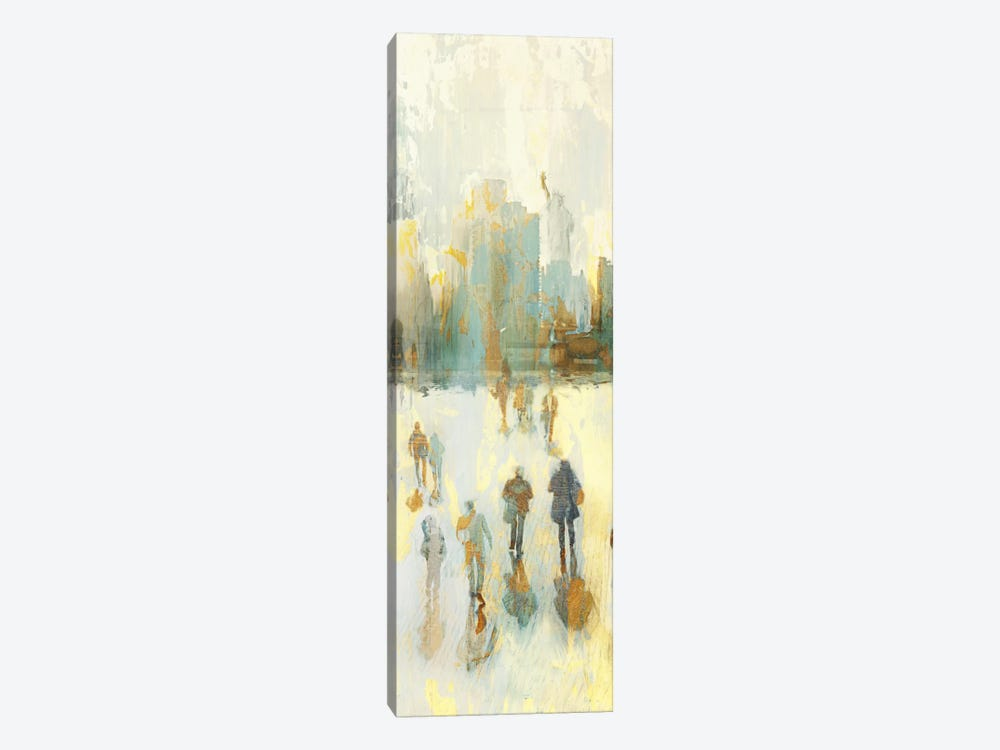 NY Shadows II by Edward Selkirk 1-piece Canvas Art