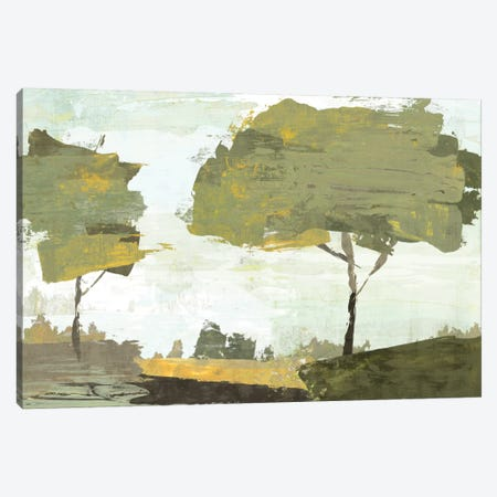October Sun Canvas Print #ESK195} by Edward Selkirk Canvas Wall Art