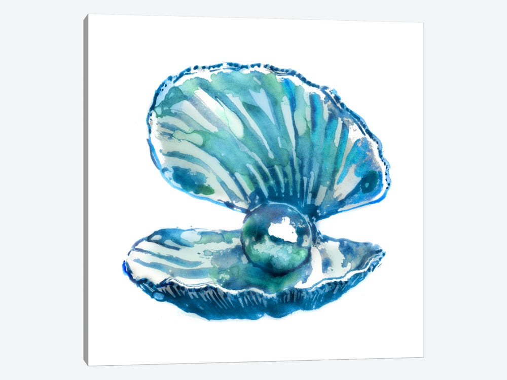 Oyster by Edward Selkirk 1-piece Canvas Wall Art