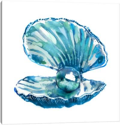Oyster Canvas Art Print