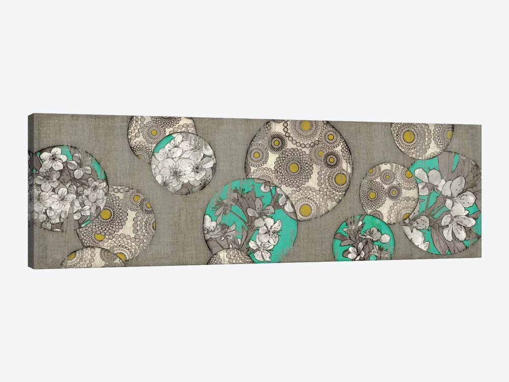 Blossom Bubbles I by Edward Selkirk 1-piece Canvas Print