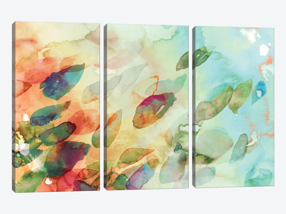 Petals by Edward Selkirk 3-piece Art Print