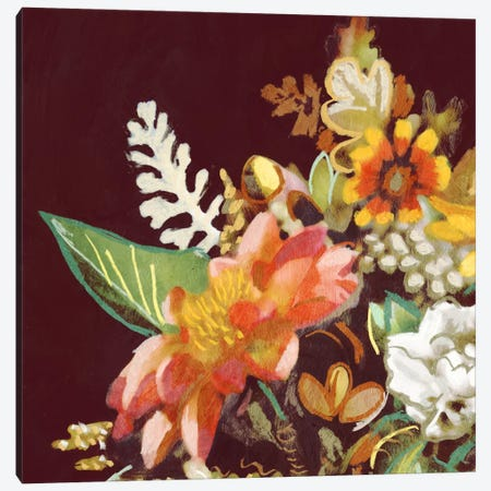Posy II Canvas Print #ESK210} by Edward Selkirk Canvas Wall Art