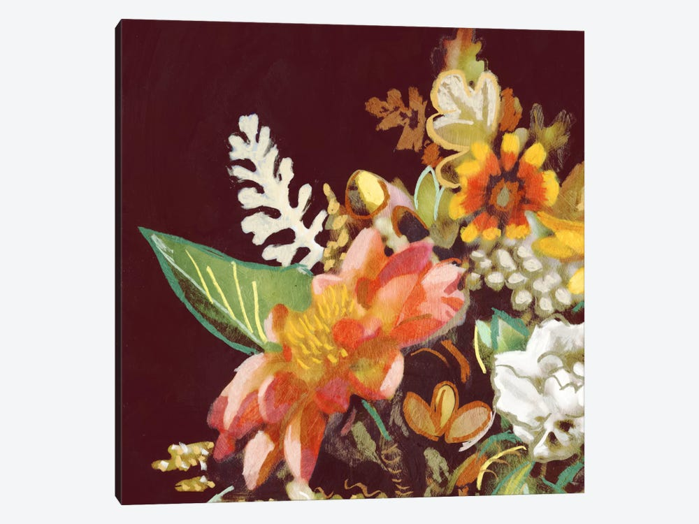 Posy II by Edward Selkirk 1-piece Canvas Wall Art