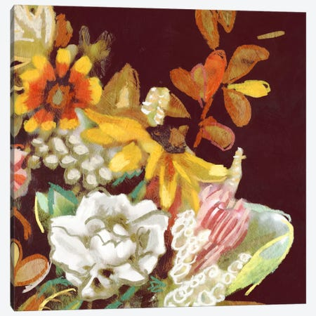 Posy III Canvas Print #ESK211} by Edward Selkirk Canvas Art