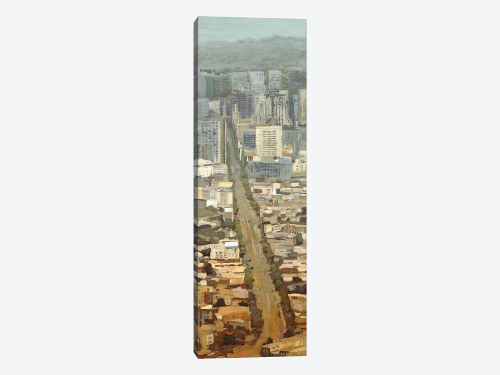 San Fran Cityscape II by Edward Selkirk 1-piece Canvas Print