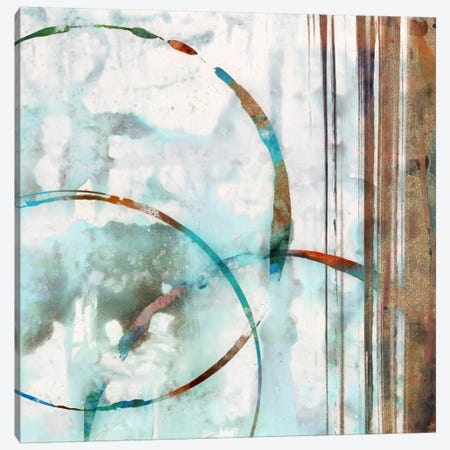 Seafoam I Canvas Print #ESK224} by Edward Selkirk Canvas Artwork