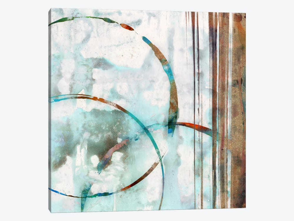 Seafoam I by Edward Selkirk 1-piece Canvas Print