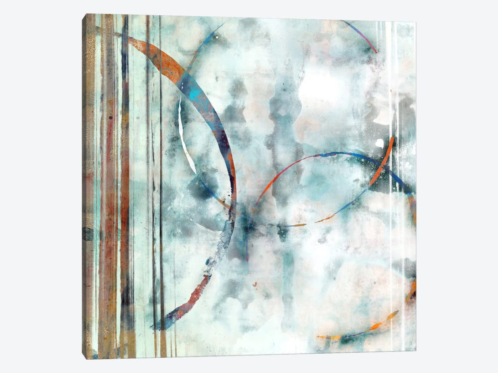 Seafoam II by Edward Selkirk 1-piece Canvas Artwork