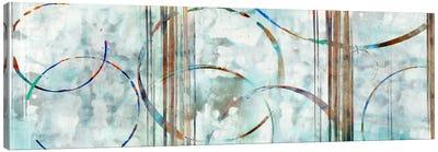Seafoam Panoramic Canvas Art Print
