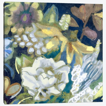 Bouquet I Canvas Print #ESK22} by Edward Selkirk Canvas Art Print
