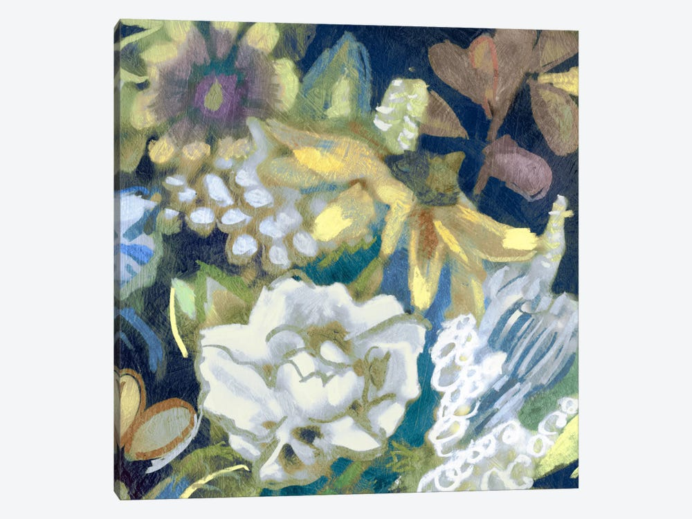 Bouquet I by Edward Selkirk 1-piece Canvas Print