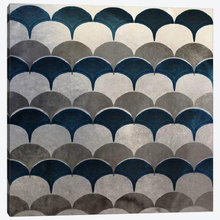 Silver Sparkle Canvas Print #ESK234} by Edward Selkirk Canvas Art Print