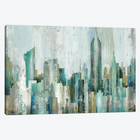 Skyline Canvas Print #ESK235} by Edward Selkirk Canvas Print