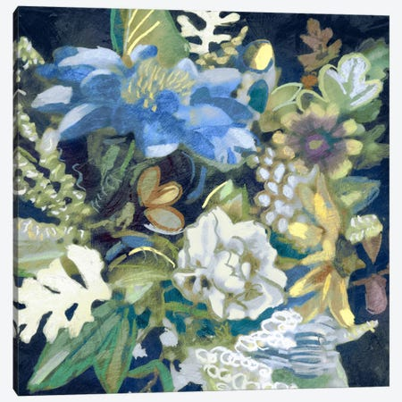 Bouquet II Canvas Print #ESK23} by Edward Selkirk Art Print