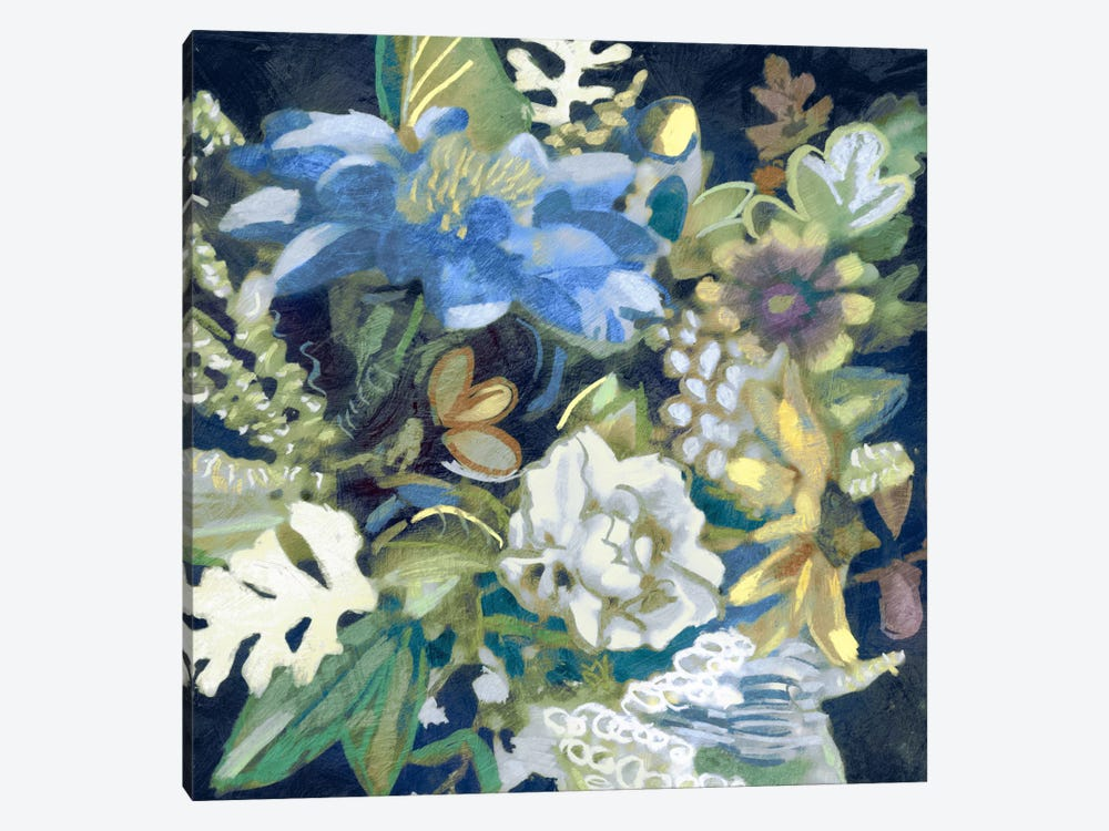 Bouquet II by Edward Selkirk 1-piece Canvas Artwork