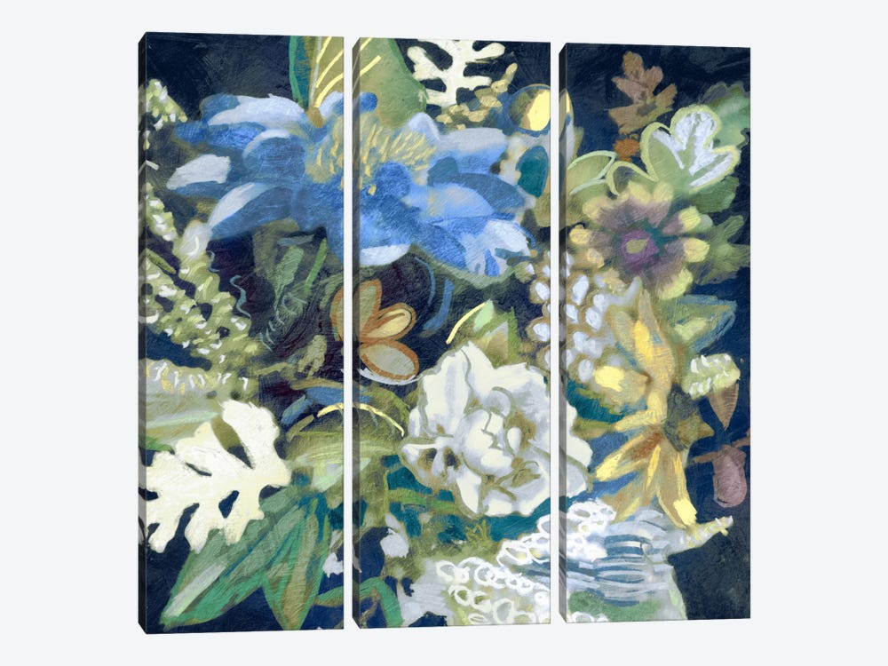 Bouquet II by Edward Selkirk 3-piece Canvas Artwork