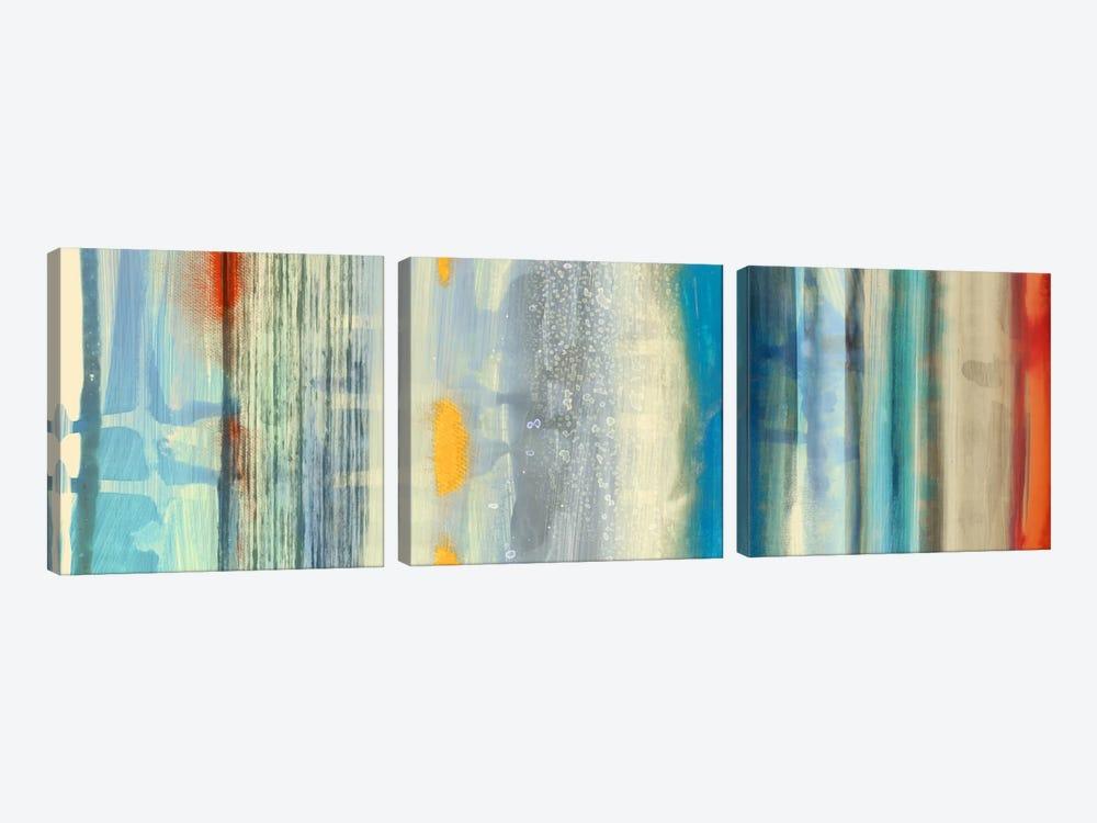 Streaks by Edward Selkirk 3-piece Canvas Art
