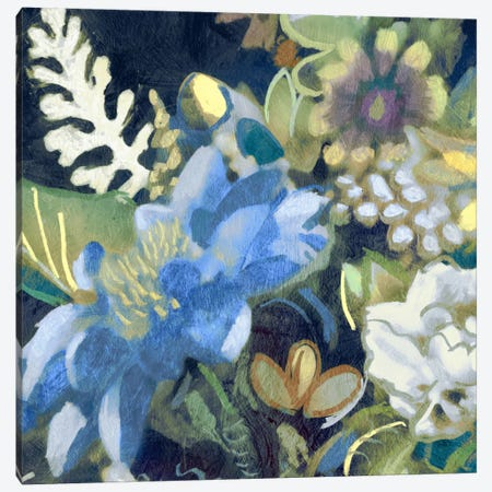 Bouquet III Canvas Print #ESK24} by Edward Selkirk Canvas Artwork