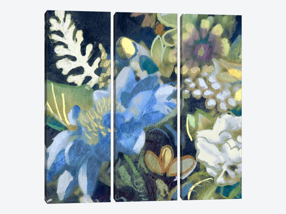 Bouquet III by Edward Selkirk 3-piece Art Print