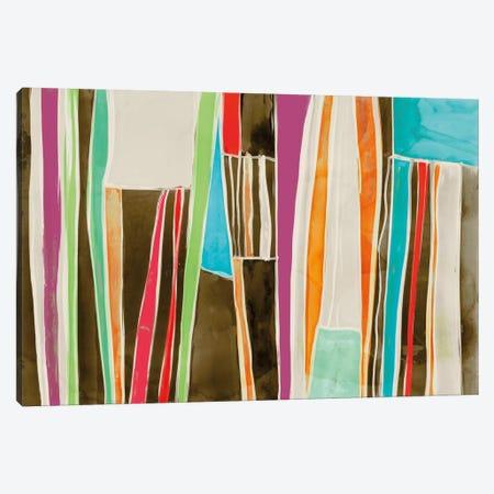 Striped Flat II Canvas Print #ESK251} by Edward Selkirk Canvas Artwork