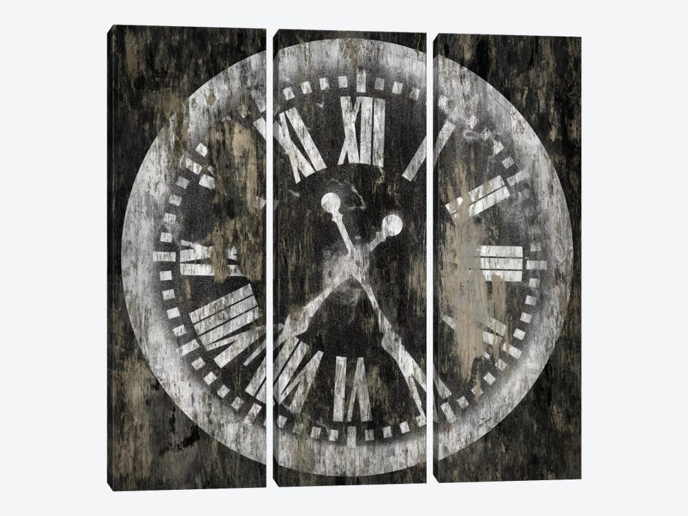 Test Of Time I by Edward Selkirk 3-piece Canvas Wall Art
