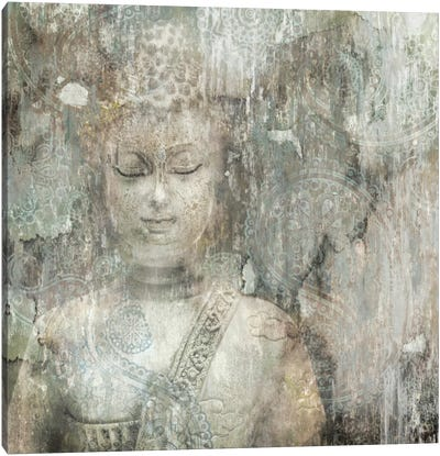 Buddha Canvas Art Print