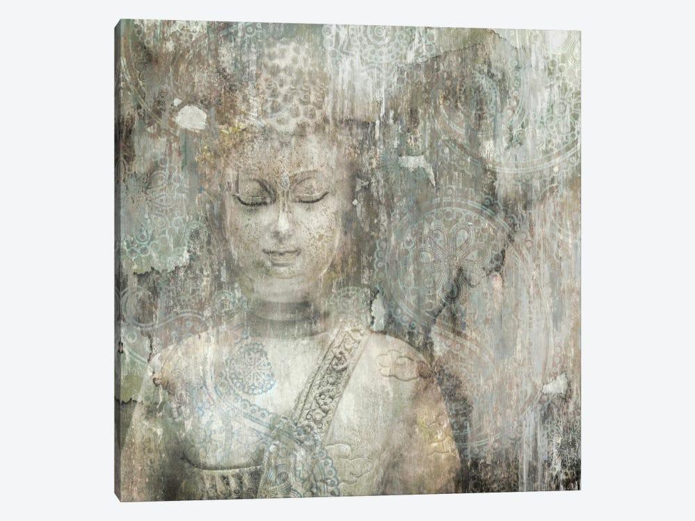 Buddha by Edward Selkirk 1-piece Canvas Artwork