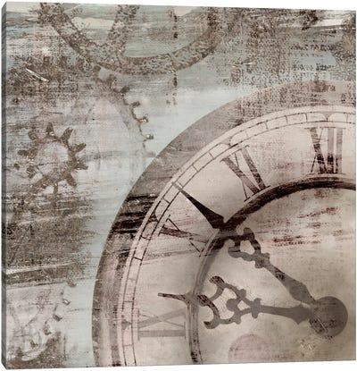 Tick Tock I Canvas Art Print