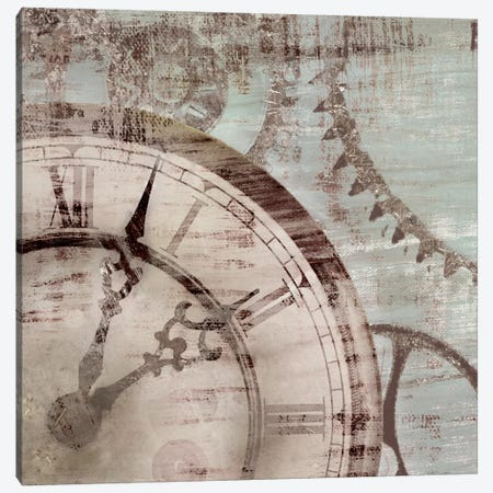 Tick Tock II Canvas Print #ESK261} by Edward Selkirk Canvas Art Print