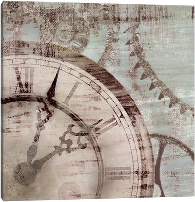 Tick Tock II Canvas Art Print